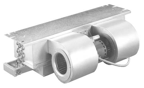 FIRST COMPANY HBC 400 CFM FAN COIL - RIGHT HAND DRAIN
