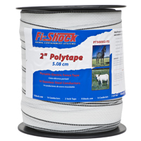 POLYTAPE WHT 2IN 500FT