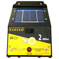 2 MILE 4 VOLT SOLAR ENERGIZER
