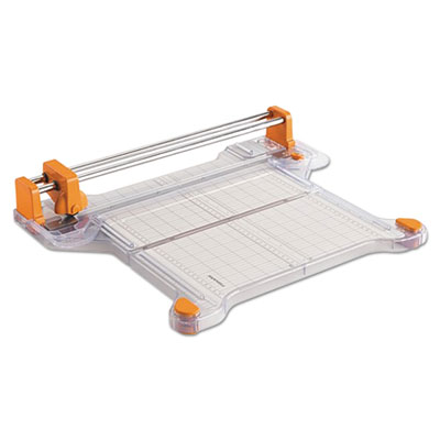 """ProCision Bypass Rotary Trimmer, 20 Sheets, 12 1/2"""" Cut Length"""
