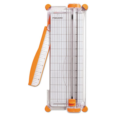 "Personal Paper Trimmer, 5 Sheets, 12"" Cut Length"