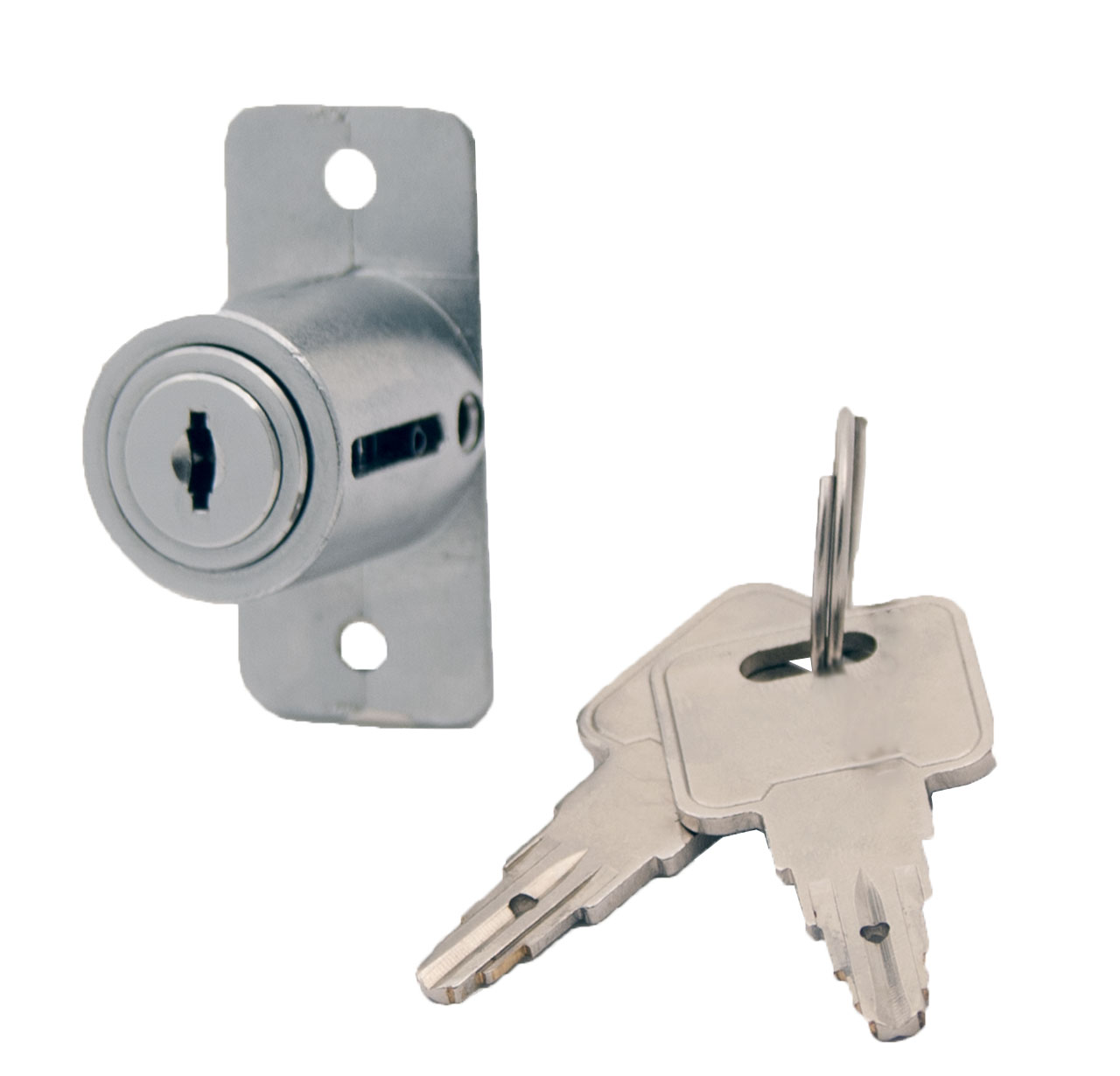 High Security Pagoda Plunger Lock, Keyed Different