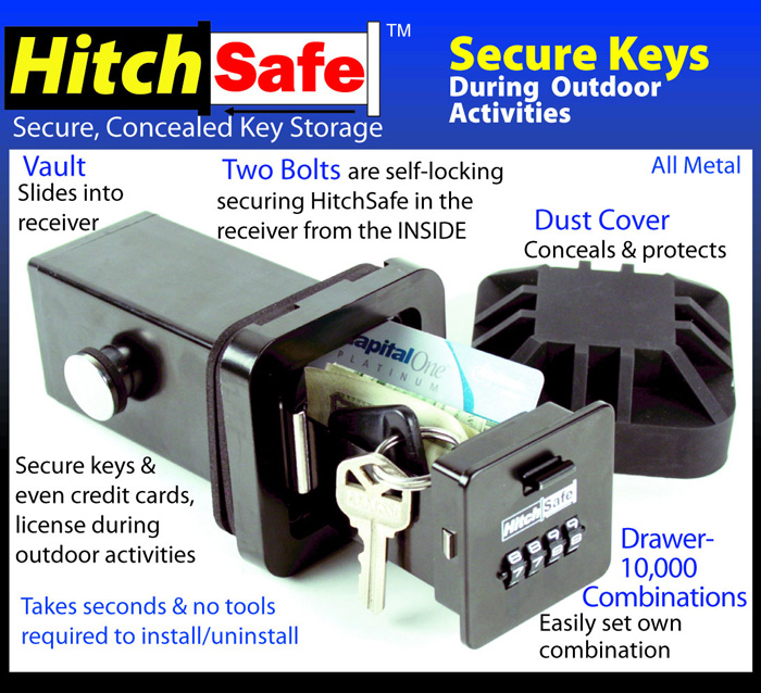 HitchSafe Key Vault