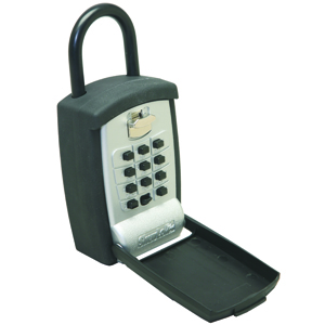 KeyGuard Pushbutton Lockbox