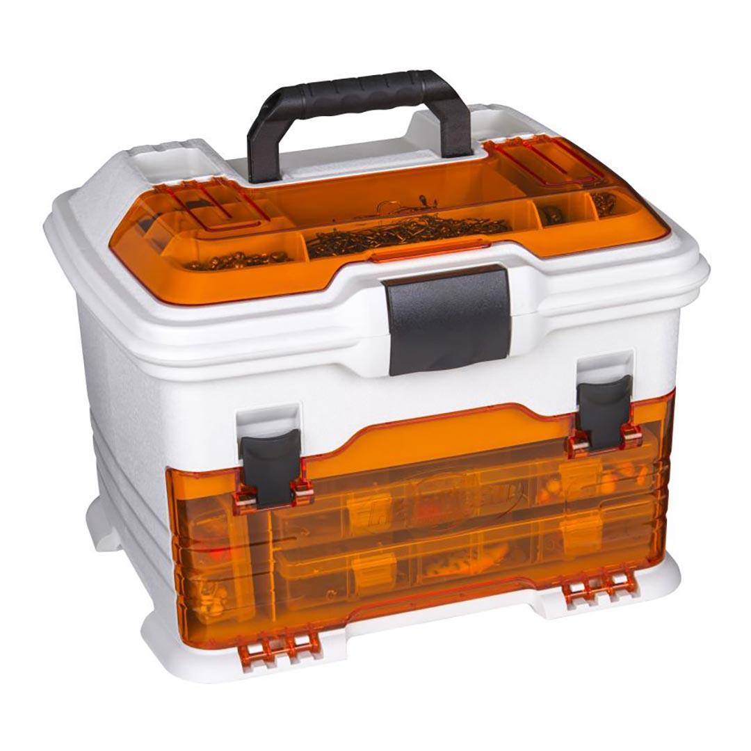 Flambeau T4P T4 Multiloader Pro Orange 10.7x13.7x12 Inch