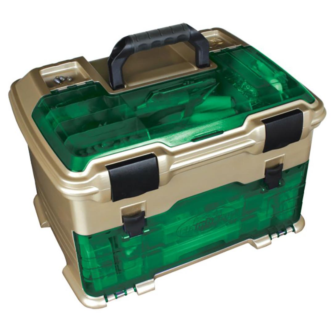 Flambeau T5 Multiloader Green 17.5x12.5x11 inch
