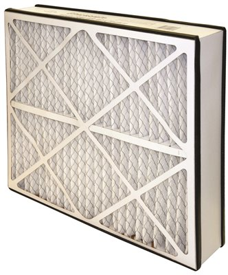 FLANDERS� MERV 8 HIGH EFFICIENCY AIR CLEANER, 20X25X4-1/2""