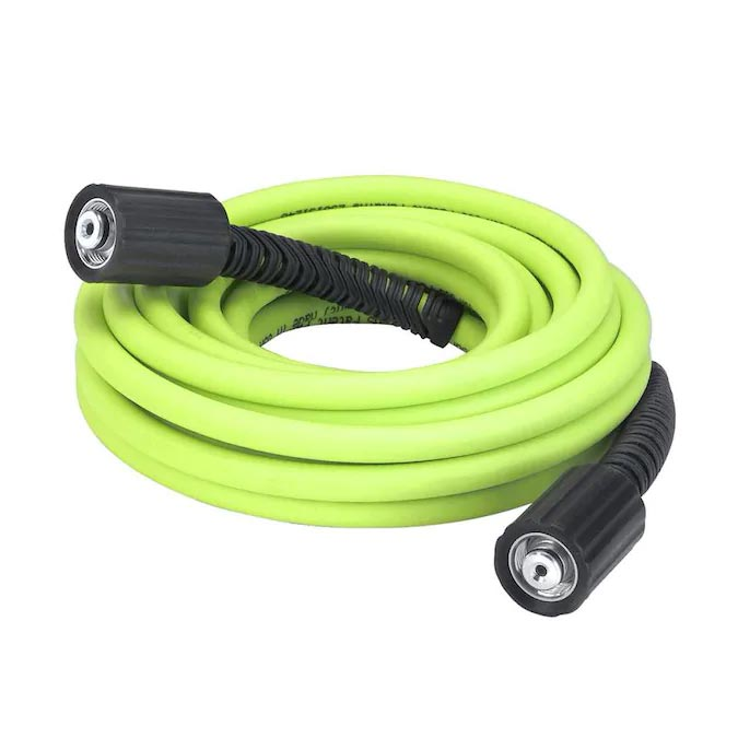 Flexzilla Pressure Washer Hose 1/4in x 25G�� M22 Fittings