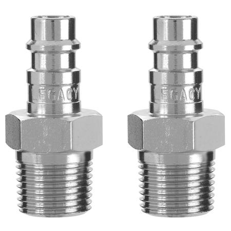 Flexzilla Pro High Flow Plug 3/8