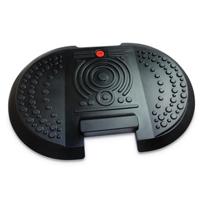 "AFS-TEX 4000 Anti-Fatigue Mat, Rectangular, 20"" x 30"", Black"