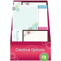 Frontline 9868 Sticky Note Pad, 36 Sheet