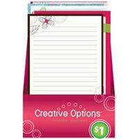 Frontline 9866 Decorative Writing Pad, 60 Sheet