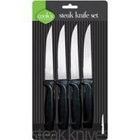Cooks Kitchen 8235 4-Piece Steak Knife Set