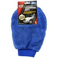 Elite Auto Care 8918 Streak Free Cleaning Mitt, Microfiber