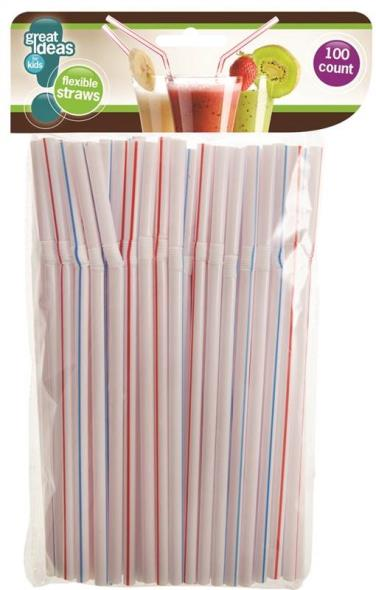 Great Ideas 6043 Flexible Straw