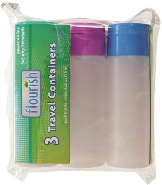 Frontline 6008 Travel Container, 3-1/4 oz