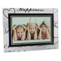 FRAME HAPPINESS 4X6IN