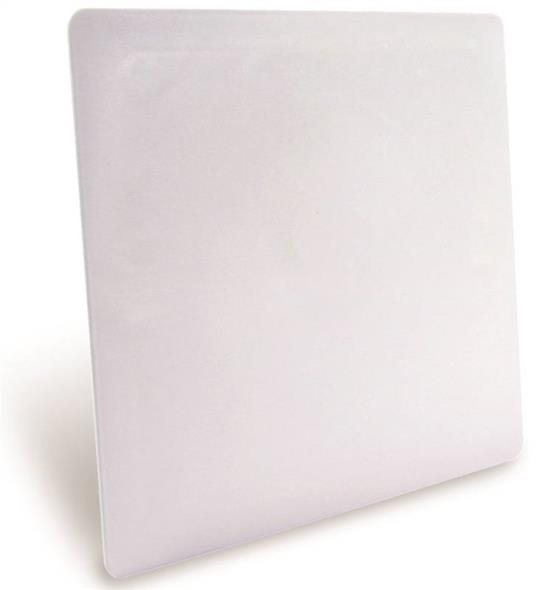Click Fit AP-1414 Access Panel, 14 in H x 14 in W, Plastic, White
