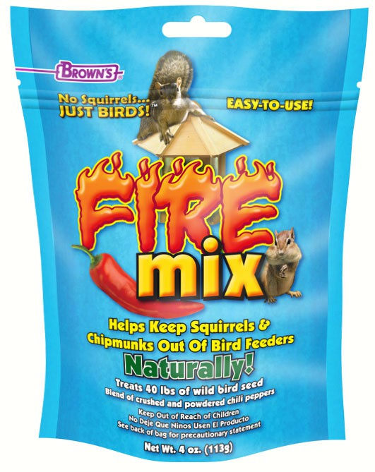 Squirrel Fire Mix 4 oz
