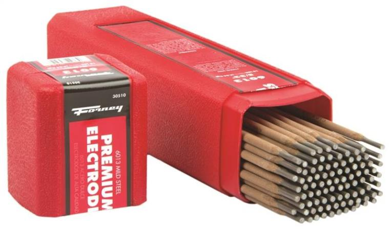 Forney 30510 General Purpose Stick Electrode, 10 lb, 5/32 in Dia