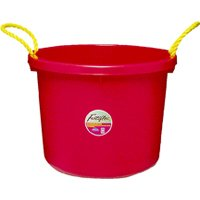 Fortex/Fortiflex MPB-40R Multi-Purpose Bucket 14 in, Fortalloy, Polypropylene