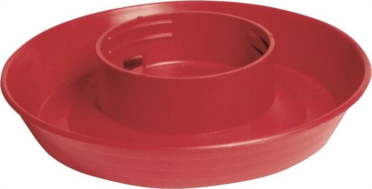 BASE FOUNT THREADED PLASTIC