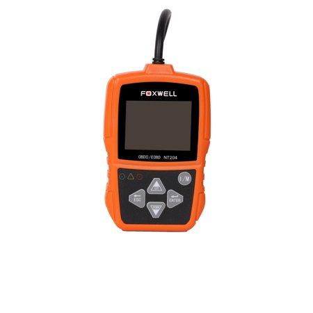 FOXWELL NT204 OBDII EOBD CODE READER FOR TODAYS VEHICLES