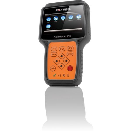FOXWELL NT624 ALL SYSTEM SCANNER PROVIDES EASY DIAGNOSIS