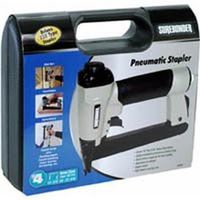 Surebonder 9600 Heavy Duty Pneumatic Stapler, 1/4 - 9/16 in, 18 ga, 100 Staple