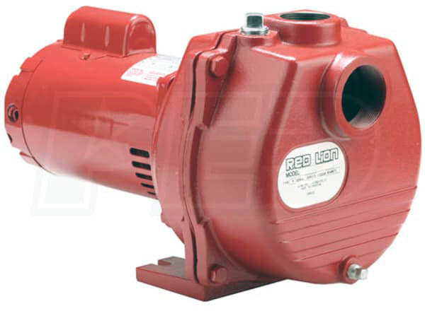 97102001 2HP CI SPRINKLER PUMP