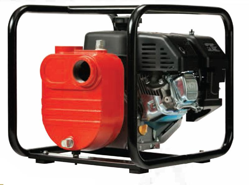 5 Hp Gas Powered Utility Pump