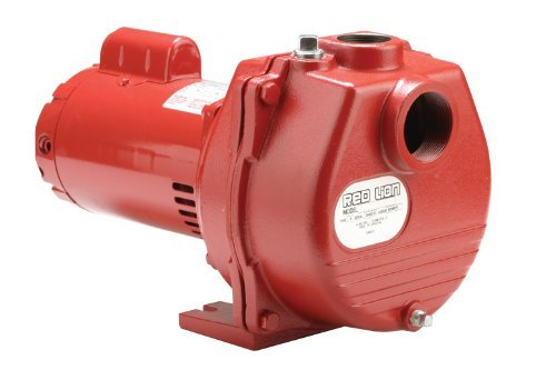 Franklin Electric RLSP-200 Centrifugal Pump, 89 gpm, 2 in Inlet x 1-1/2 in Outlet, 25 ft Maximum Head, 2 hp
