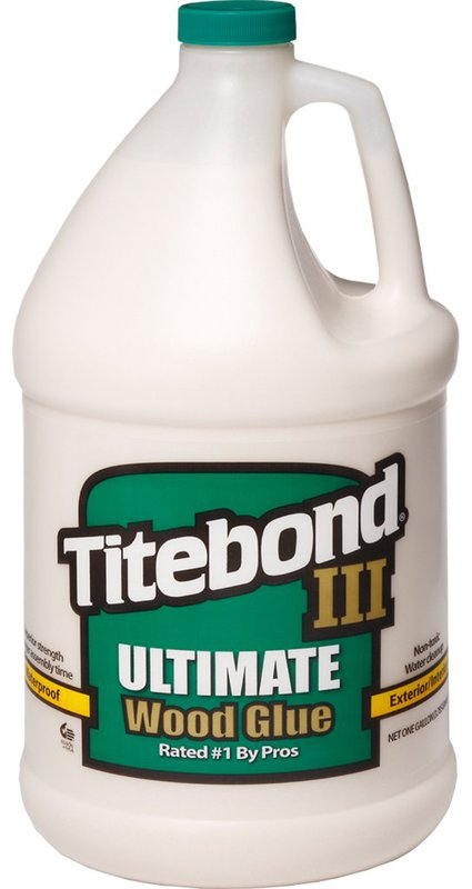 1 GALLON TITEBOND III WOOD GLUE