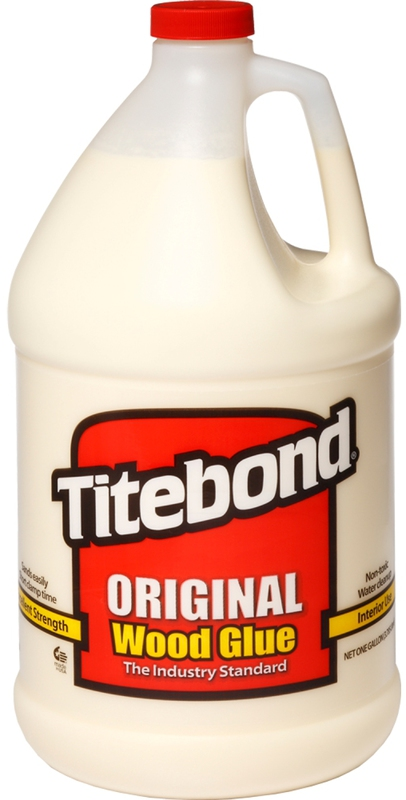 1 GALLON TITEBOND WOOD GLUE