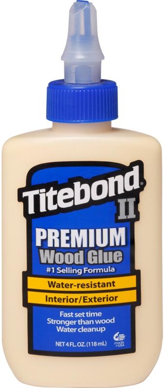 500-2 4OZ TITEBOND II WTRPRF