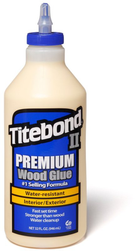 500-5 32OZ TITEBOND II WD GLUE