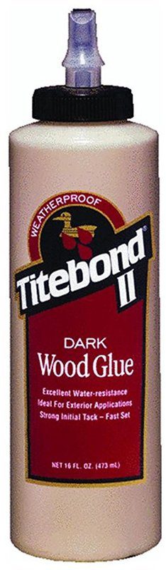 370-4 16Oz Titebond Dark Woodglue