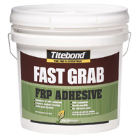 ADHESIVE FRP LIGHT BROWN 4GAL