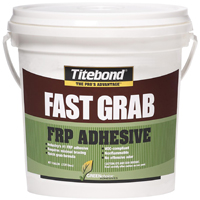 ADHESIVE FRP LIGHT BEIGE 1GAL