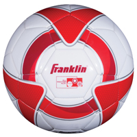 Franklin Sports 6360 Soccer Ball, NO 4, Synthetic Leather, Assorted