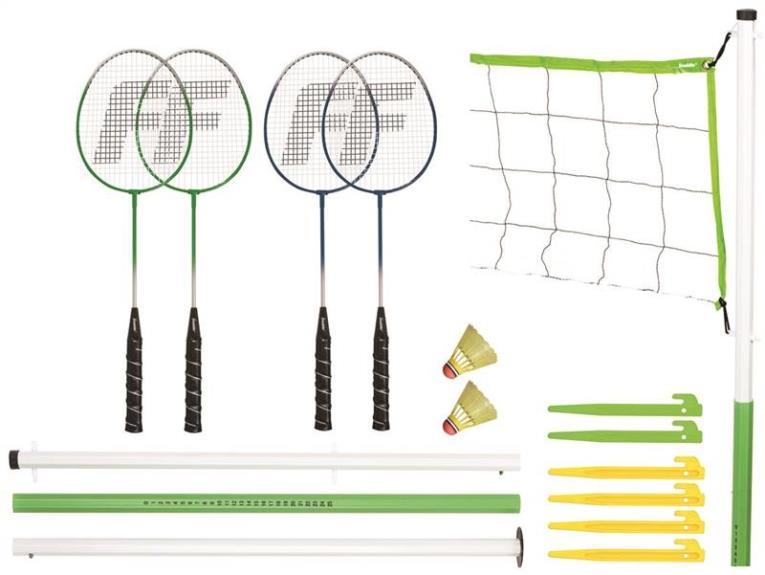 BADMINTON SET INTERMEDIATE
