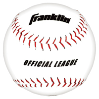 Franklin Sports 1532 Official League Baseball, 9 in, Rubber Core