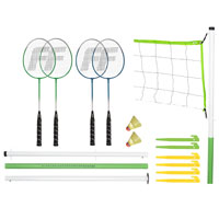 Kaba 50501 Badminton Set, Intermediate