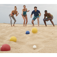 BOCCE SET STARTER OUTDOOR GAME