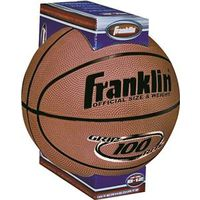 Franklin Sports 7107 Basket Ball, Rubber, Butyl Bladder