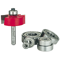 ROUTER BIT MULTI RABBET