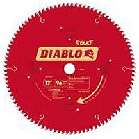 12IN 96TH FINISH LAMINATE BLADE