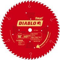 CIRC SAW BLADE 10IN 40T DIABLO