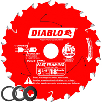 BLADE SAW FRAMING 18T 5-3/8IN