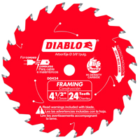BLADE SAW FRAMING 24T 4-1/2IN